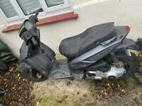 Peugeot typhoon 125 forstroke
