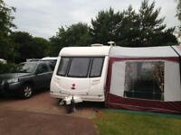 Sterling Eccles moonstone 4berth