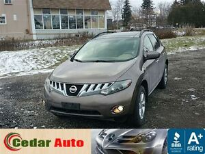 2009 Nissan Murano SL AWD - SOLD