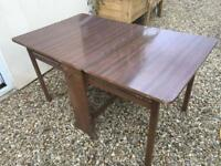 Drop leaf dining table - FREE!
