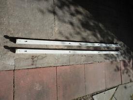 strip light fittings 2x8ft / 240 cm for F100W tubes