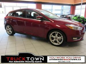 2015 Ford Focus Extremely Low Kms - Fully Loaded and Fun To Driv