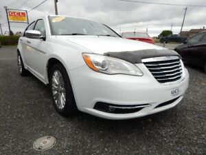 2013 Chrysler 200 Limited - Toit ouvrant  - Cuir
