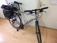 Genesis hybrid bike