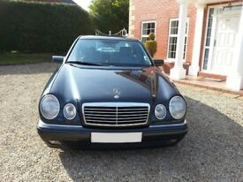 Mercedes-Benz E Class E240 Avantgarde 4dr low mileage, great drive. One former owner