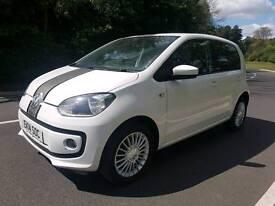 2014 Volkswagen UP! Rock up 1.0L , 5 DOOR HATCHBACK Low mileage only 29,000 miles