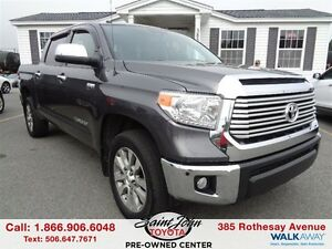 2014 Toyota Tundra Limited Tech Pack 5.7L V8 $366.39 BI WEEKLY!!