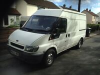 Transit van for sale , cheap van , big van , van for sale