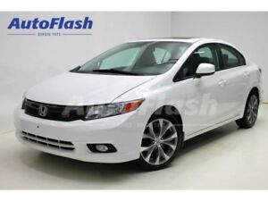 2012 Honda Civic Si 2.4L *Navigation* M6 *Extra-clean!