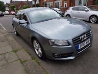 Audi A5 Sportback 5dr TFSI 2010 Low Milage FULL AUDI Service History
