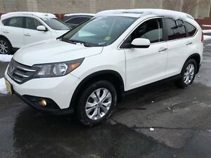 2013 Honda CR-V AWD, Navigation, Leather  Heated Seats, AWD, Onl
