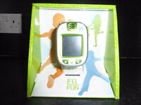 LeapFrog LeapBand Activity Tracker (Green) - Perfect condition with box - £12