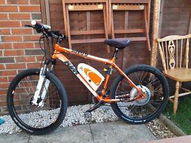 electric bike ktm