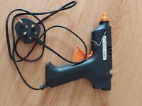 Larger size crafting glue gun
