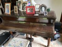 Baby Grand Piano (Rogers London)