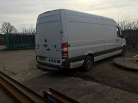Mercedes Sprinter LWB Van. Fully Ply Lined, Serviced and MOT'd