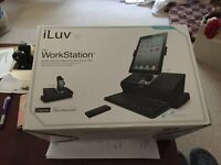 iLuv Workstation for Ipad/iphone/ipod.