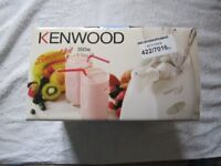 Kenwood Smoothie junior 350W I Litre SB100 series in original box - used on a handful of occasions