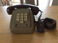 GPO pushbutton telephone