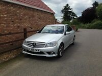 For sale Mercedes sport c220