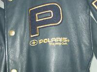 Polaris leather jacket