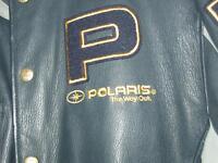 Polaris leather jacket New