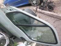 Iveco daily passenger door glass