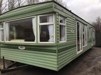Willerby Gainsborough 35x12x2bed static caravan for sale