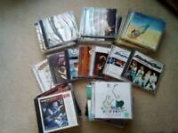 34 status quo CDs £35