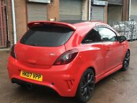 VAUXHALL CORSA VXR 1.6T COURTNEY SPORT MODS 2007 PX WELCOME