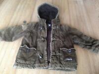 Children's coat age 2-3