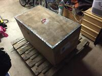 Shipping Box Tea Box &Pallet