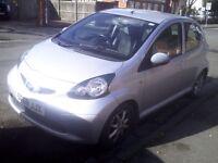 2008 Toyota Aygo 1.0 VVT-i Platinum, 5 door, 12 months MOT, Annual Tax £20