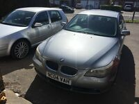2004 BMW 525d AUTOMATIC SE SALOON GOOD RUNNER TIDY CAR NEWER SHAPE E60