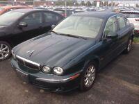 2003 Jaguar X-Type 4DR SDN