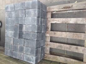 Charcoal brickets