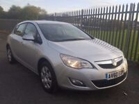 2011 VAUXHALL ASTRA 1.4 iVVT EXCLUSIVE FULL HISTORY HUGE SPEC IBIZA LEON VW GOLF POLO A3 SEAT MEGANE