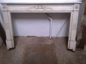 beautiful ornate fire surround can deliver