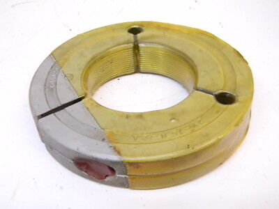 Used Hemco Thread Ring Gage 2-58 X 16 N-2a Nogo P.d. 2.5764