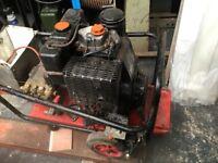 Lombardini diesel pressure washer