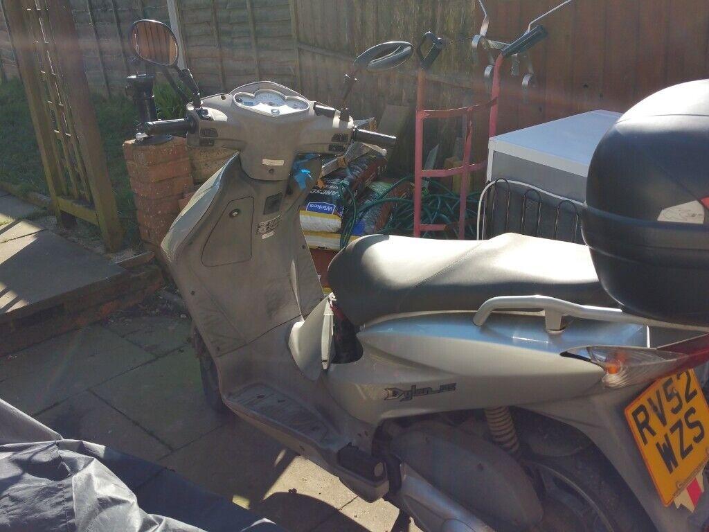 Honda Dylan 125 In Northfield West Midlands Gumtree