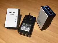 TP-Link 500Mbps Powerline Network Adaptors