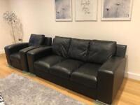 3 Seater & Armchair Anvil Sofa