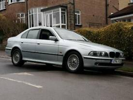 bmw 523i facelift excelent condition 595 ono