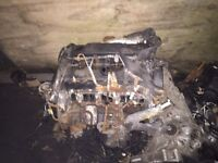 2004 ford transit swb engine