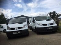 RENAULT TRAFIC 2013.ONE OWNER.AIR CON.SLAM LOCK.EXCELLENT RUNNER