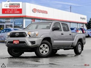 2015 Toyota Tacoma V6 Toyota Certified, One Owner, No Acciden...