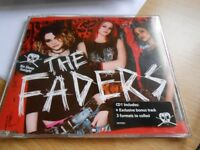 THE FADERS CD