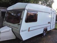 Vintage Bailey Caravan: 1984 Maestro C (15ft)