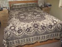 Double Bed Spread & Double Bed Quilt